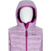 Purple Orchid Prism Marmot Nika Hoody Girls