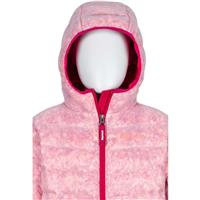 Bright Ruby Prism Marmot Nika Hoody Girls