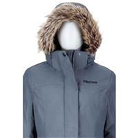 Steel Onyx Marmot Waterbury Jacket Womens