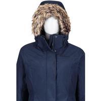 Midnight Navy Marmot Waterbury Jacket Womens