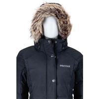 Black Marmot Clarehall Jacket Womens