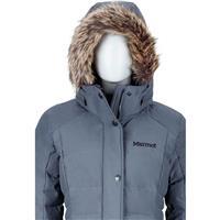 Steel Onyx Marmot Clarehall Jacket Womens