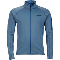 Storm Cloud Marmot Stretch Fleece Jacket Mens