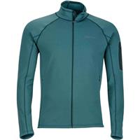 Mallard Green Marmot Stretch Fleece Jacket Mens