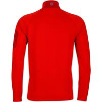 Team Red Marmot Stretch Fleece Jacket Mens