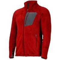 Brick Marmot Thermo Flare Jacket Mens