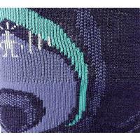 Imperial Purple Smartwool PhD Snowboard Medium Socks Womens