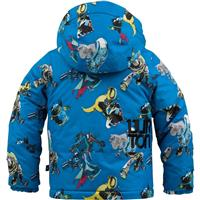 Infinity Print Burton Minishred Fray Jacket Toddler Boys