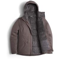 Quail Grey The North Face Inlux Insulated Jacket Womens