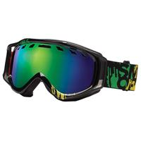 Irie Mission Frame with Green SOL X and Yellow Lenses Smith Stance Goggle