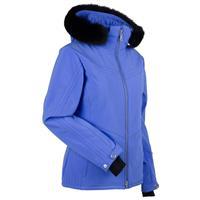 Iris Nils Terri Real Fur Jacket Womens