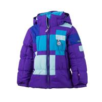 Iris Purple Obermeyer Kitt Jacket Girls