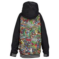 Marvel / True Black Burton Game Day Jacket Boys