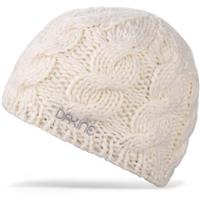 Ivory Dakine Vine Knit Hat Womens