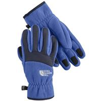 Jake Blue / Deep Water Blue The North Face Denali Gloves Boys