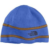 Jake Blue The North Face Logo Beanie Youth