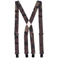 Camo Arcade Jessup Suspenders