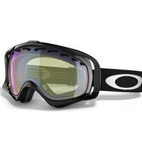 Jet Black Frame / Hi Intensity Yellow Lens (02 852) Oakley Crowbar Goggle