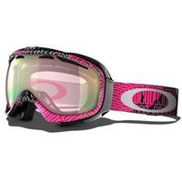Jet Black Frame / VR50 Pink Iridium Lens (57 179) Oakley Elevate Goggle