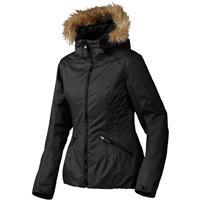 Jet Black Oakley Foxglove Jacket Womens