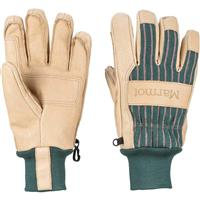 Tan / Forest Marmot Lifty Glove Mens