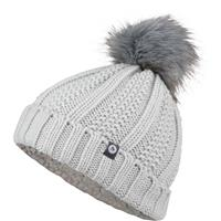 Marmot Bronx Pom Hat - Women's - Bright Steel