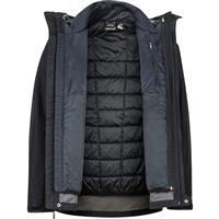 Black Marmot Minimalist Componet Jacket Mens