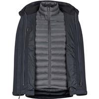 Black Marmot Featherless Component Jacket Mens