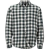 Mallard Green Marmot Bodega Lightweight Flannel LS Mens