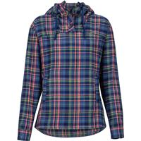 Marmot Shelley MidWeight Flannel LS Womens
