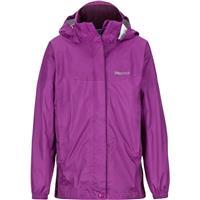 Grape Marmot Precip Jacket Girls