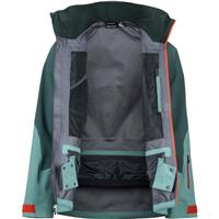Blue Agave / Mallard Green Marmot B Love Pro Jacket Mens