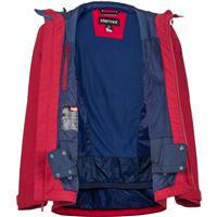 Sienna Red Marmot Freerider Jacket Mens