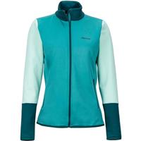 Marmot Thirona Jacket - Women's - Patina Green / Deep Teal
