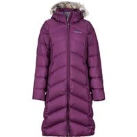 Dark Purple Marmot Montreaux Coat Womens
