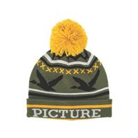 Picture Organic Clothing Duck Beanie - Men's - Kaki