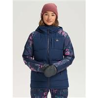 Burton Keelan Jacket - Women's - Dress Blue / Dress Blue Stylus