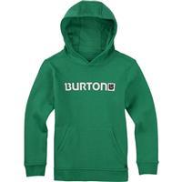 Kelly Green Burton Logo Horizontal Pullover Hoodie Boys