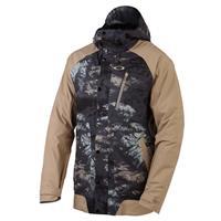Khaki Camo Oakley Apache Biozone Jacket Mens