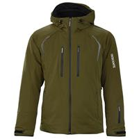 Khaki Descente Vulcan Jacket Mens