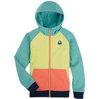 Burton Crown Bonded Full-Zip Hoodie - Boy's