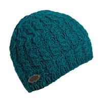 Kingfisher Turtle Fur Nepal Collection Mika Hat Womens