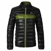Black / Pesto Kjus Blackcomb Jacket Boys