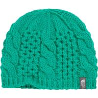 The North Face Cable Minna Beanie - Girl's - Kokomo Green