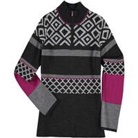 Krimson Klover Excelerator 1/4 Zip Pullover Sweater Womens