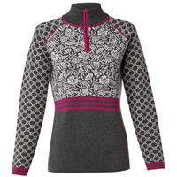 Krimson Klover Flurry 1/4 Zip Sweater - Women's