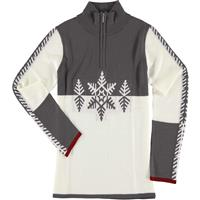 Krimson Klover Marta 1/4 Zip Pullover Sweater Womens