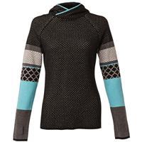 Krimson Klover Shadow Ridge Hooded Sweater Womens