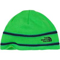 Krypton Green / TNF Black The North Face TNF Logo Beanie Youth