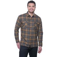 Dark Harvest Kuhl Dillingr Flannel Shirt Mens
